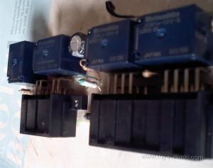 Chargre Control Unit Repair