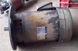 Fuji Electoronics 750w 4p flange motor