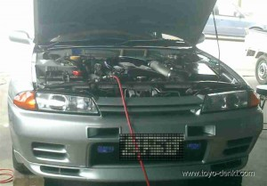 r32-gtr-air-conditioner-compressor-replace