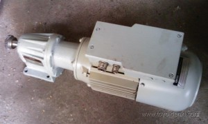 Lenze-Geared-Motor