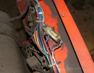 denyo-generator-wiring-repair