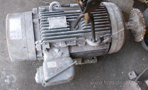 hitachi-11kw-brake-motor