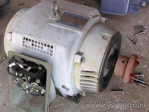 TATUNG-22kw4p-motor